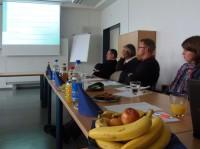 iRock Workshop zum Thema Marketing an der Hochschule Harz in Wernigerode im November 2011