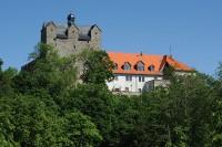 Schloss Ballenstedt in Ballenstedt;  Bildeigner: Juraj Lipták; Fotograf: Investitions - und  Marketinggesellschaft Sachsen-Anhalt mbH